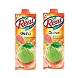 #8: Real Fruit Power, Guava, 1L (Pack of 2)