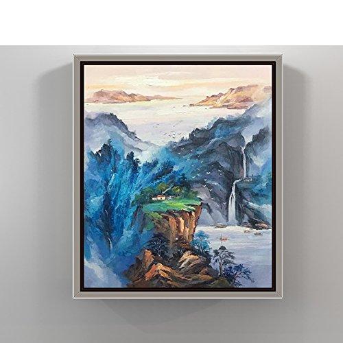 Wohnzimmer Dekoration Malerei/chinesisches Restaurant Hang  Painting/triptychon/eingang Wandbilder/sofa