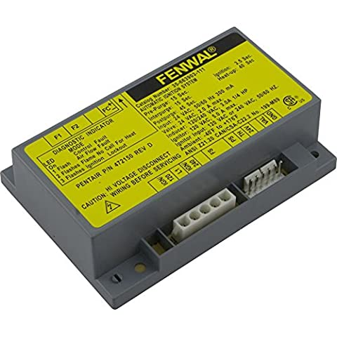 Pentair 472449 Module Ignition Control Repel Replacement Minimax NT TSI Heater