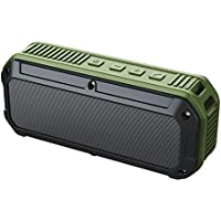 Aukey SK-M8 - Altavoz con Bluetooth 4.0, Color Verde