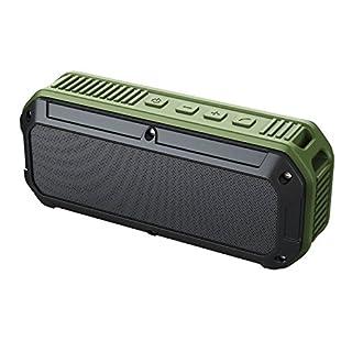 Aukey SK-M8 - Altavoz con Bluetooth 4.0, Color Verde (B01A8HPSXS) | Amazon Products