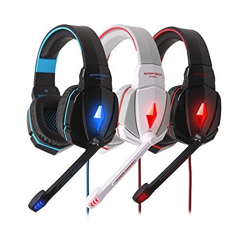 KOTION EACH G4000 Gaming Kopfhörer Over-Ear-Kopfhörer mit