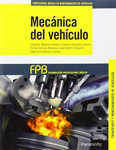 Mecánica del vehículo por EDUARDO ÁGUEDA CASADO