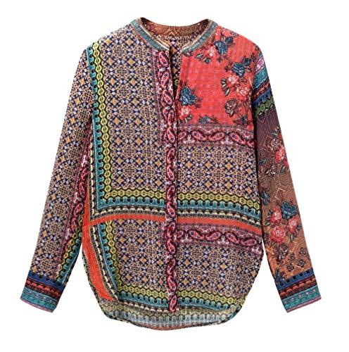Desigual - Camisa Magnolia Mujer Color: 3092 Talla: