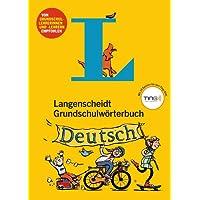 Langenscheidt Grundschulwörterbuch Deutsch : Mit Spielen für den Ting-Stift