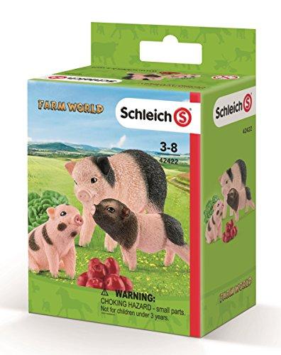 Schleich Mam/á cerdita y lech/ón 42422