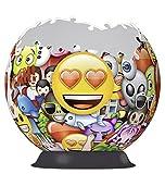 Ravensburger 3D-Puzzle,Emoji-Motiv,72Teile für Ravensburger 3D-Puzzle,Emoji-Motiv,72Teile