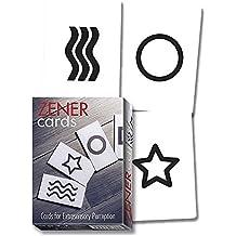 Amazon.es: cartas zener - Envío gratis