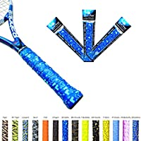 Alien Pros X-Tac Sticky Baseball Grip Tape - Non-Slip Grip Tape for Baseball Bats and Softball Bats - Perfect to Overgrip Aluminum or Wood Bats - 3 Pack