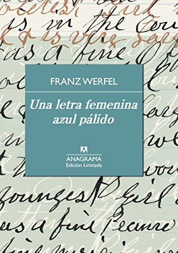Una letra femenina azul pálido (Edición Limitada nº 18)