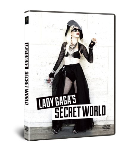 Lady Gaga: The Secret World Of Lady Gaga [DVD] [Edizione: Regno Unito]