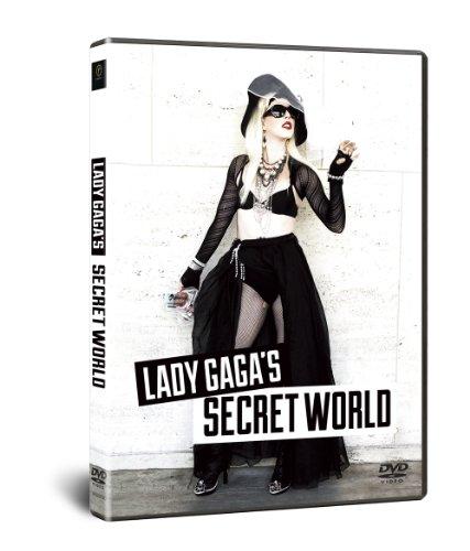 Lady Gaga: The Secret World Of Lady Gaga [DVD] [Edizione: Regno Unito]