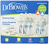 Dr. Brown's Natural Flow Wide Neck Newbo...