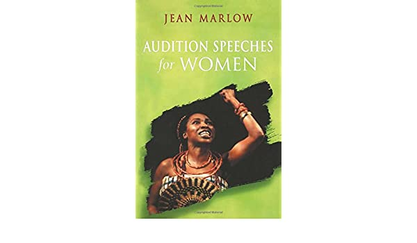 Buy Audition Speeches for Women (Theatre Arts (Routledge