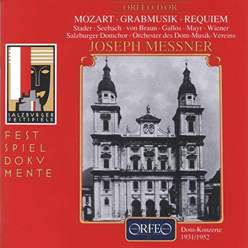 Requiem in D Minor, K. 626: IIIb. Sequence No. 2, Tuba mirum (Live)