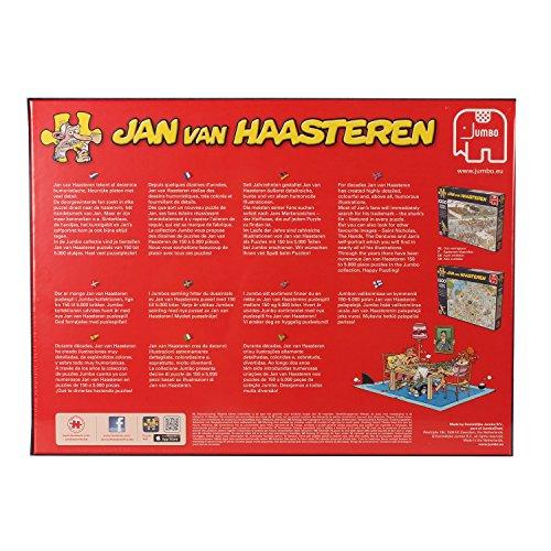 Imagen principal de Jumbo 01618  - Jan van Haasteren - Sobre el hielo - 1000 partes