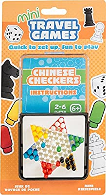 Mini Jeux de Voyage Ludo, Chess ou Chinese Checkers
