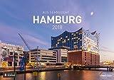 Aus Sehnsucht ... Hamburg – Kalender 2018 (Wandkalender 2018 DIN A3 quer): Hamburg Kalender 2018 mit 12 sorgfältig ausgewählten Fotografien des Hamburger Fotografen Tommaso Maiocchi