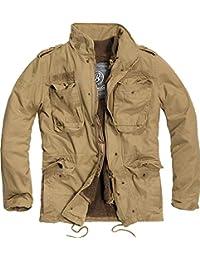 Brandit M-65 Giant Chaqueta, Beige (Camel 70), XXXX-Large para Hombre