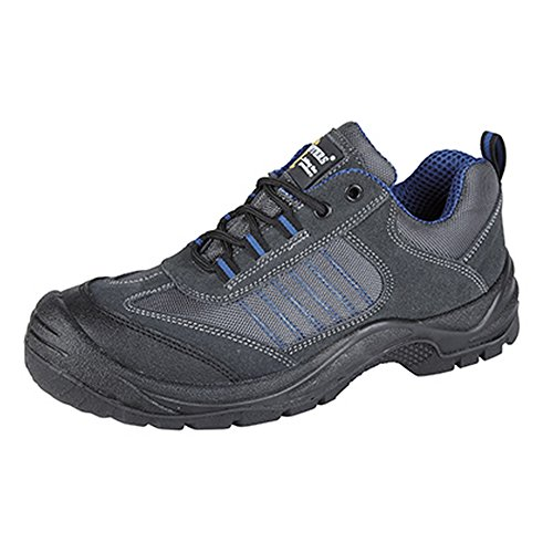 Grafters - Scarpe di sicurezza - Uomo Grigio scuro/Blu