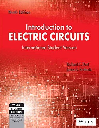 Introduction to Electric Circuits, 9ed, ISV