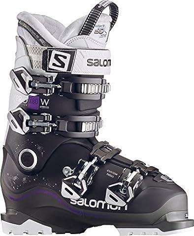 Salomon X Pro X80CS, Noir/Anthracite/Blanc