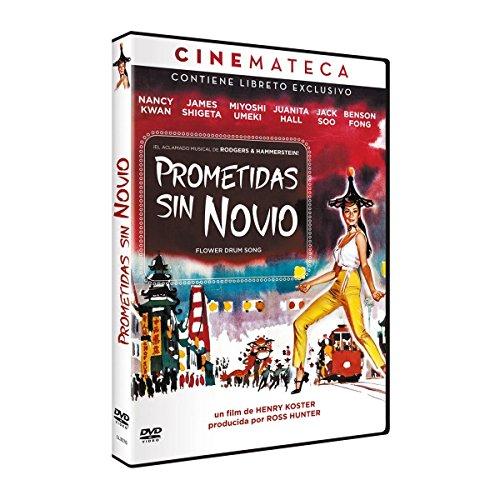 Preisvergleich Produktbild Flower Drum Song (PROMETIDAS SIN NOVIO. CINEMATECA,  Spanien Import,  siehe Details für Sprachen)