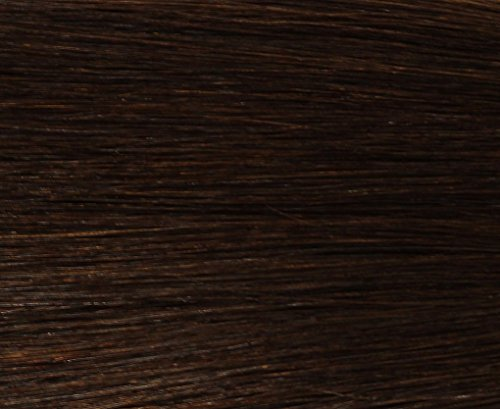 25strands Remy extensions de cheveux véritables onglet européenne 40,6 cm 45,7 cm 50,8 cm 55,9 cm 0,5 g 0,8 g 1 g