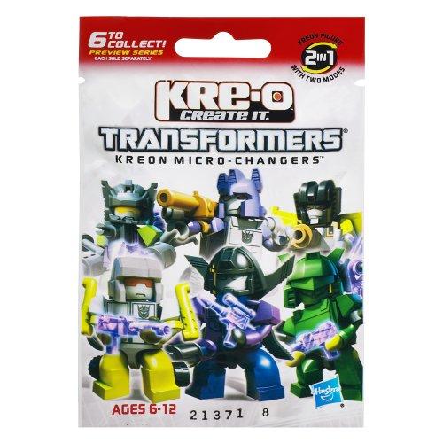 Preisvergleich Produktbild Kre-O Create It Transformers Kreon Micro-Changers Random Mystery Pack