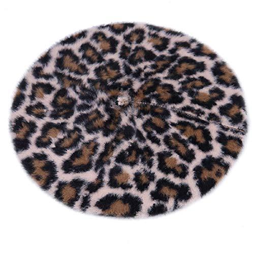 kyprx Personifizierte Leopardbarettfrau -