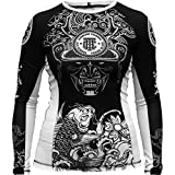 Ladies Rashguard Hardcore Training Koi-m Damen Kompressionsshirt