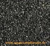 25 kg Farbkies schwarz, Aquarium, Kies, Bodengrund