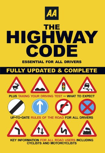 The highway code aa driving test ebook automobile association the highway code aa driving test by association automobile fandeluxe Choice Image