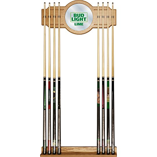 bud-light-lime-billiard-cue-rack-with-mirror-by-trademark-gameroom