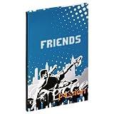 PAGNA Freundebuch Soccer, 120 g/qm, 30 Blatt