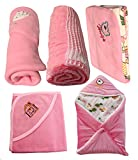 My NewBorn Value Pack Hamper Blankets cu...