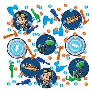 Amscan International Amscan 9904163 - Confeti para fiestas (1 unidad), diseño de remaches