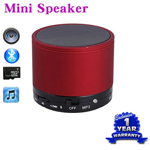 Iball Andi Compatible Compatible Certified S10 Fashionable Mini Wireless Portable Bluetooth Speaker Built-in Lithium Battery (1 Year Warranty)  available at amazon for Rs.329