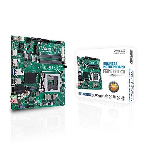 ASUS Prime H310T R2.0/CSM Placa Base - Servidor DDR4-SDRAM