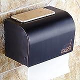 Casella Di Rame Tessuto/Titolare Di Tessuti/Parete WC Carta Velina Portavassoi/La Mensola In Bagno-B