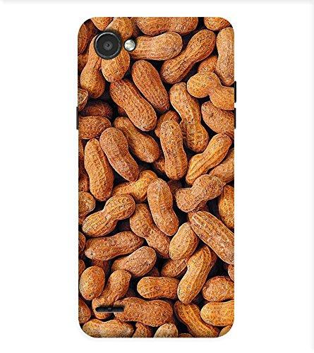 OBOkart Goober peanuts 3D Hard Polycarbonate (Plastic) Designer Back Case Cover for LG Q6 :: LG Q6 M700DSK M700N M700A...