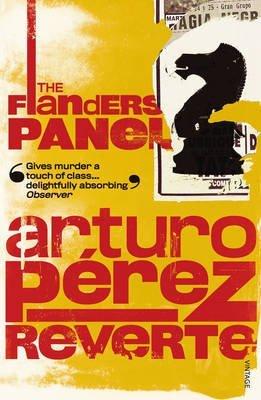 [The Flanders Panel] (By: Arturo Perez-Reverte) [published: June, 2011]
