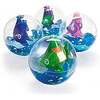 Inflatable Tropical Fish Beach Balls (1 dz) by Fun Express