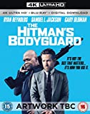 The Hitman's Bodyguard [Blu-ray 4K + Blu-ray + UV] [2017]