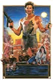 Import Posters Big Trouble IN Little China – Kurt Russell – U.S Textless Movie Wall Poster Print – 30CM X 43CM