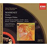 Massenet : Werther (Coll. Great Recordings Of The Century)