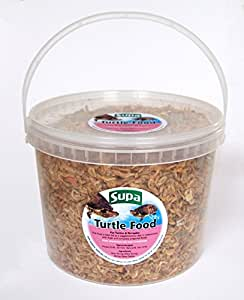Supa Turtle Food Superior Mix, 3 Litre