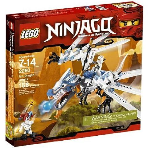 LEGO Ninjago Ice Dragon Attack 2260 by LEGO