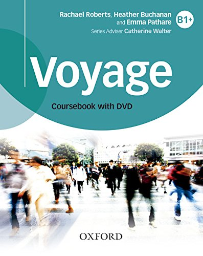 Pack Voyage. Level B1+. Student's Book (+ Workbook)