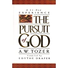 The Pursuit of God (31-Day Experience)